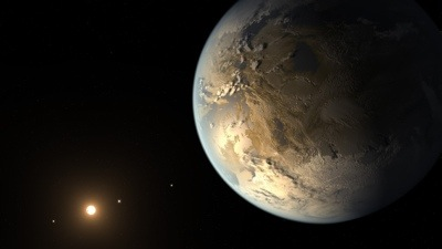 NASA: First earth-sized planet in a distant star's habitable zone – may sustain life