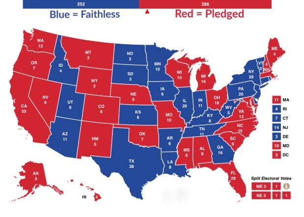 Can The Electoral College Steal AnElection?